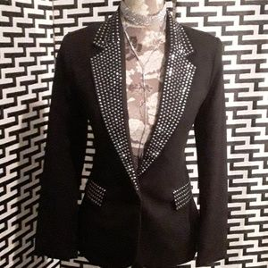 Women's tuxedo blazer
